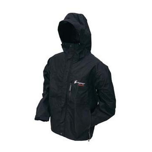 Frogg Toggs Toad-Rage Jacket Black Small