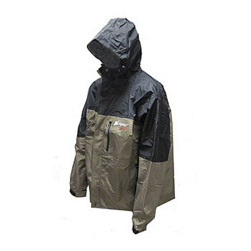 Frogg Toggs Toad Rage Jacket Black/Stone Medium