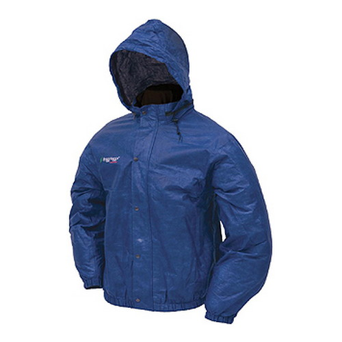 Frogg Toggs Frogg Toggs Pro Action Jacket Blue Medium PA63102-12MD