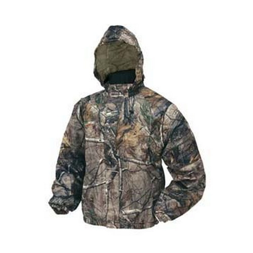 Frogg Toggs Frogg Toggs Pro Action Realtree AP Camo Jacket Medium PA63102-53MD