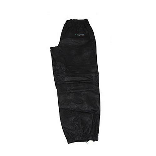Frogg Toggs Pro Action Pants Black Large