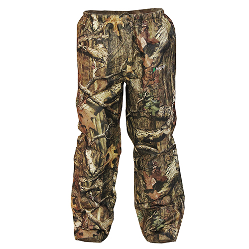 Frogg Toggs Pro Action Mossy Oak Infinity Camo Pants Large
