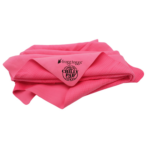 Frogg Toggs Super Size Chilly Pad Hot Pink