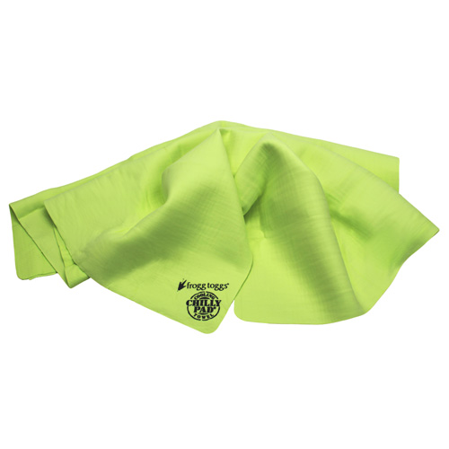Frogg Toggs Super Size Chilly Pad Hi-Viz Lime