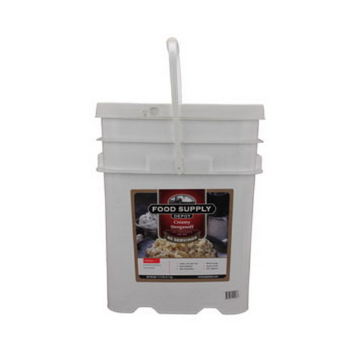 Food Supply Depot Food Supply Depot 20 Pouch Bucket Creamy Stroganoff 90-04215
