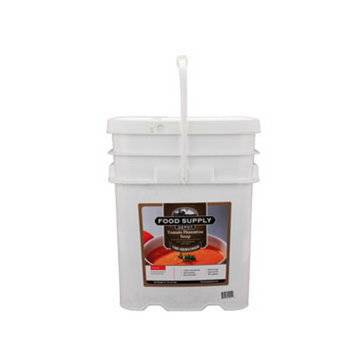 Food Supply Depot Food Supply Depot 20 Pouch Bucket Tomato Florentine 90-04230