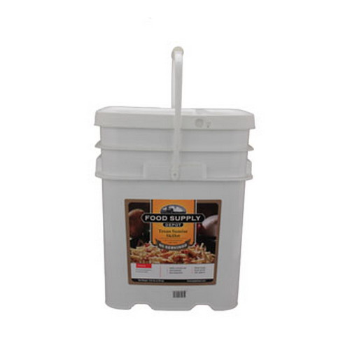 Food Supply Depot Food Supply Depot 20 Pouch Bucket Texan Sunrise 90-04245