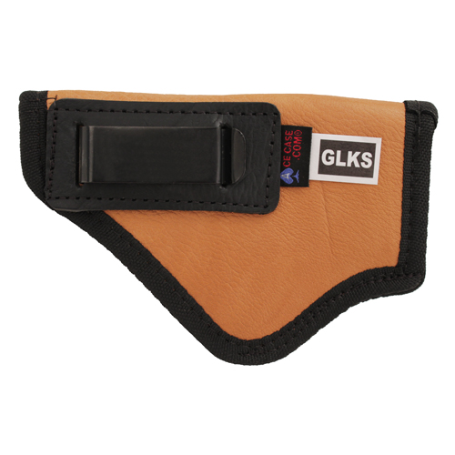 Galati Gear Inside the Pants Holster Leather-Glock 26, 27, 19 and 30