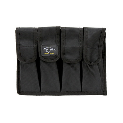 Galati Gear Galati Gear Mag Pouch Quad Pack with Velcro and Molle GLMP4VM