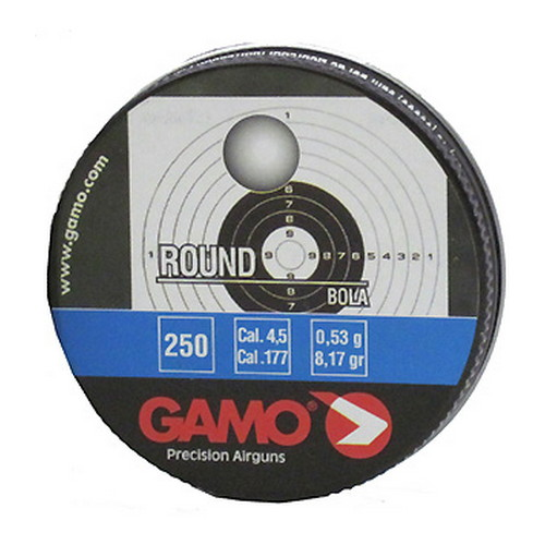 Gamo Gamo Round ball Pellets (BB'S) .177 Caliber 632032454