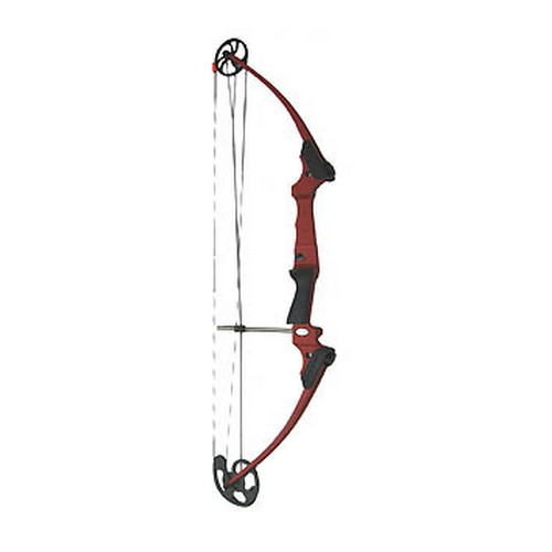 Genesis Genesis Original Bow Left Handed, Red, Bow Only 10475