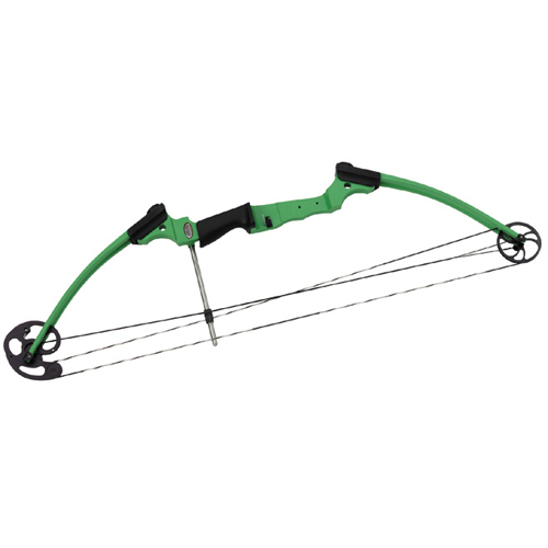 Genesis Genesis Original Bow Left Handed, Green, Bow Only 10479