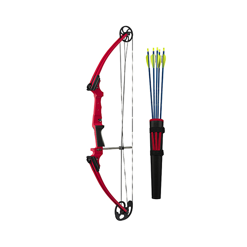 Genesis Genesis Original Bow Right Handed, Red, Kit 10930