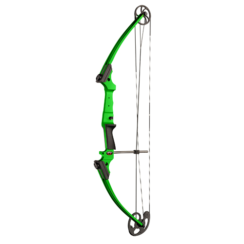 Genesis Genesis Original Bow Right Handed, Green, Kit