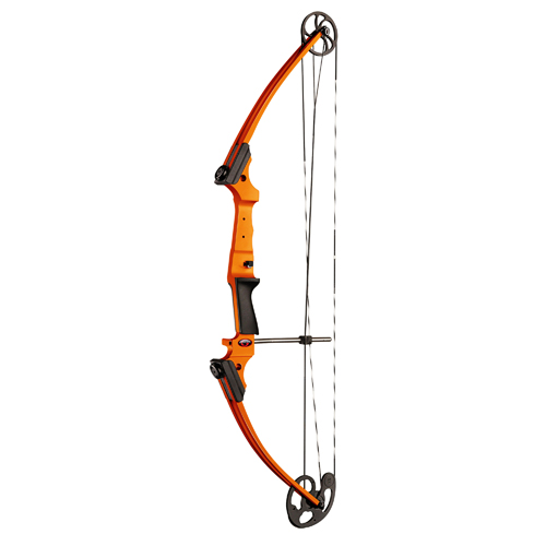 Genesis Genesis Original Bow Left Handed, Orange Bow Only11410