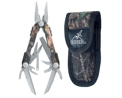 Gerber Blades Gerber Blades Diesel Multi-Plier Mossy Oak with Sheath 22-41380