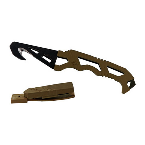Gerber Blades Crisis Hook Knife-TAN 499/Clam