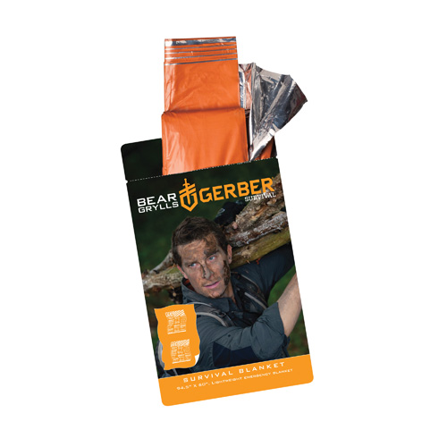Gerber Blades Bear Grylls Series Survival Blanket