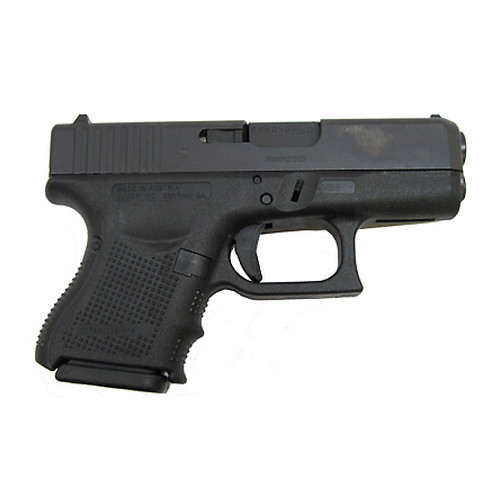 Glock Model 26 9mm Gen4 Subcompact Fixed Sights 10 Round