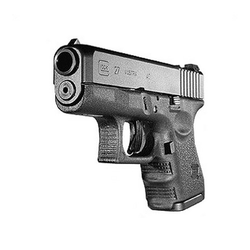 Glock Model 27 .40 Cal Gen 4 Subcompact FS 9 Round