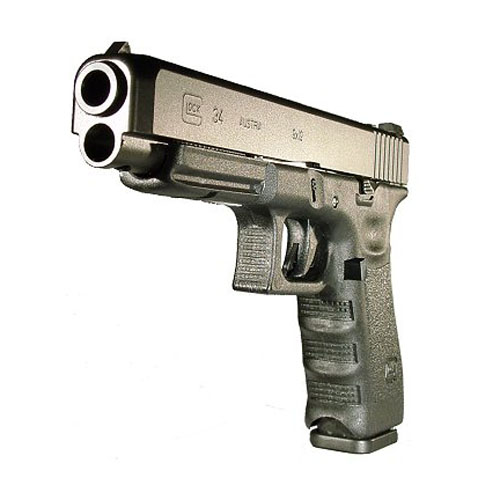 Glock Model 34 9mm Gen 4 17 Round