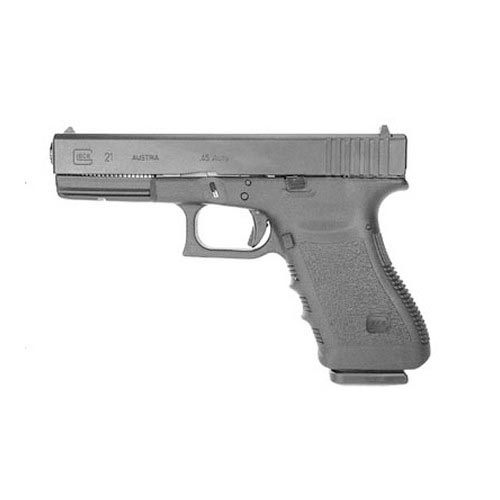 Glock Model 21 45 ACP Fixed Sights 13 round