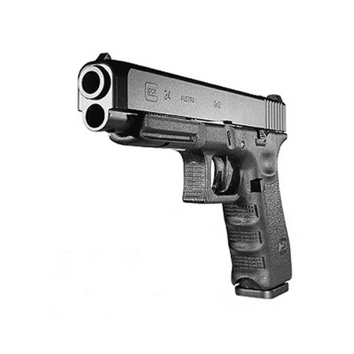 Glock Model 34 9mm Competition AS 17 Round