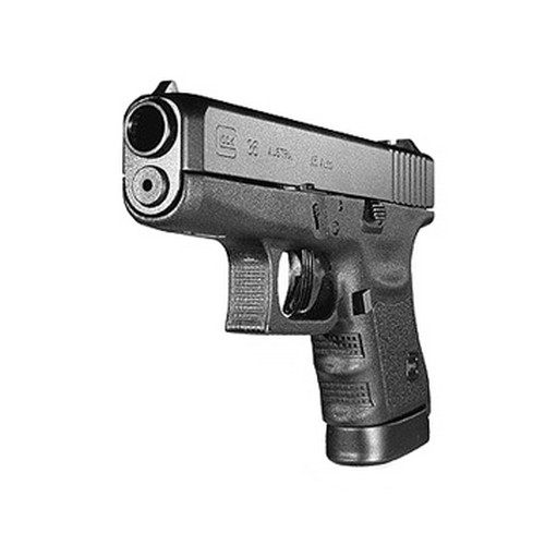 Glock Model 36 .45ACP Slimline Fixed Sights 6 Round