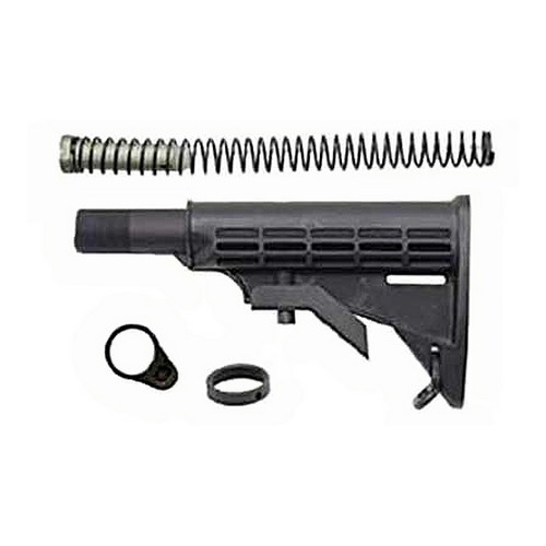 Global Military Gear Global Military Gear AR15/M4 6-Position CAR Stock Kit GM-6PS-B