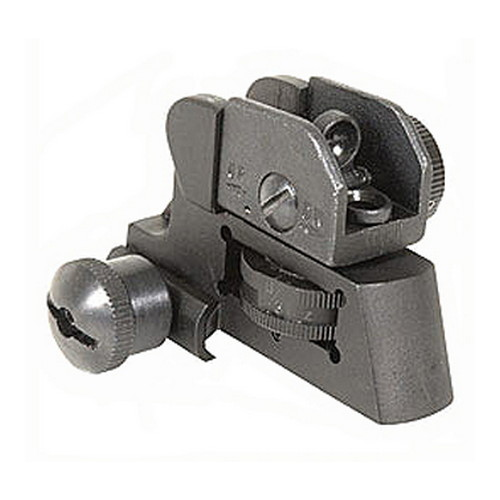 Global Military Gear Global Military Gear AR15 Rear Sight A2 Style Steel GM-RS1