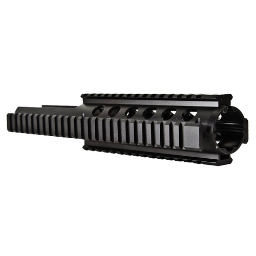 Global Military Gear Global Military Gear AR15/M4 Quad-Rail w/2 Protruding Rails GM-QR1L