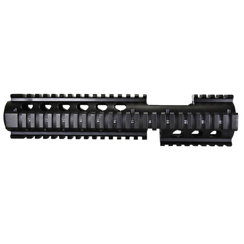 Global Military Gear Global Military Gear AR15/M4 Quad-Rail w/Forward Extention GM-QRE1
