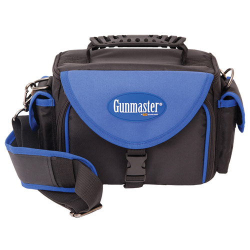 Gunmaster by DAC Range Bag Deluxe Pistol w/22 Piece Cleaning Kit