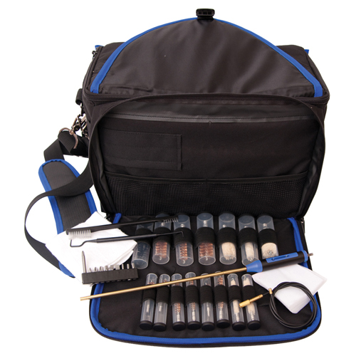 Gunmaster by DAC Gunmaster by DAC Range Bag Deluxe Medium w/28 Piece Cleaning Kit 369266