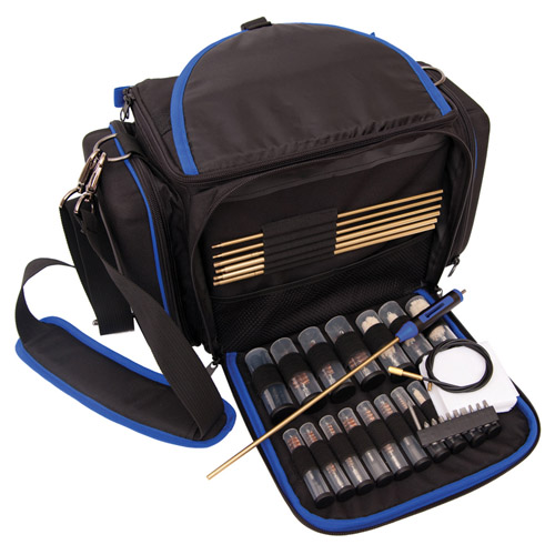 Gunmaster by DAC Range Bag Large Deluxe w/40 Piece Universal Cleaning Kit