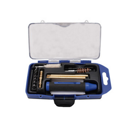 Gunmaster by DAC Gunmaster by DAC 14 Piece Pistol Cleaning Kit w/6 Piece Driver Set 38/9mm GM9P