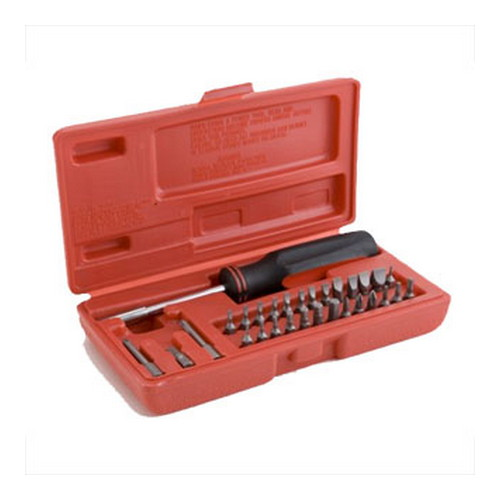 Gunmaster by DAC Gunmaster by DAC 31 Piece Professional Screwdriver Set GSD031