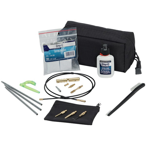 Gunslick Gunslick Pull Thru Cleaning Kit AR-15 41500