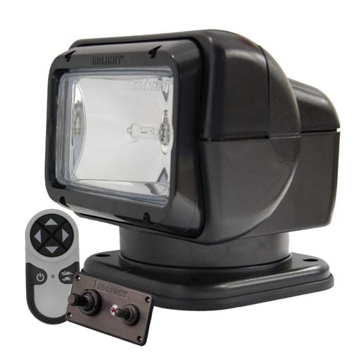 GoLight GoLight Permanent Mount Radioray Combination, Black 2049