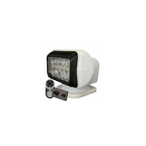 GoLight GoLight Permanent Mount Radioray LED Combination-White 20674