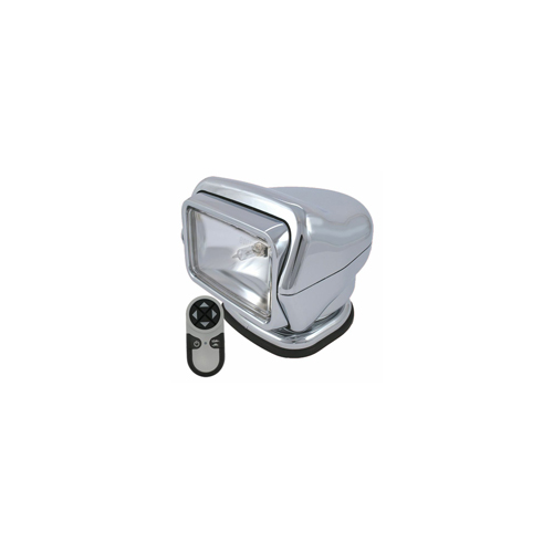 GoLight GoLight Stryker Wireless Handheld Magnum base, Chrome 30062