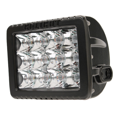 GoLight GoLight Gxl Led Fixed Mount Spotlight,Black 4411