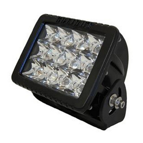 GoLight GoLight Gxl Led Fixed Mount Floodlight,Black 4421