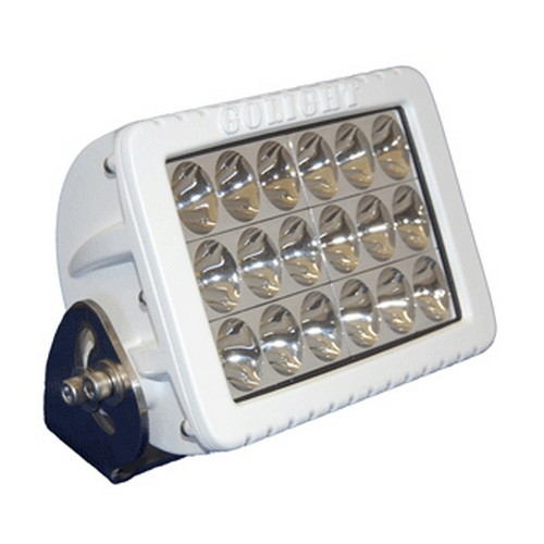 GoLight GoLight Gxl Led Fixed Mount White,marine Grade 4422