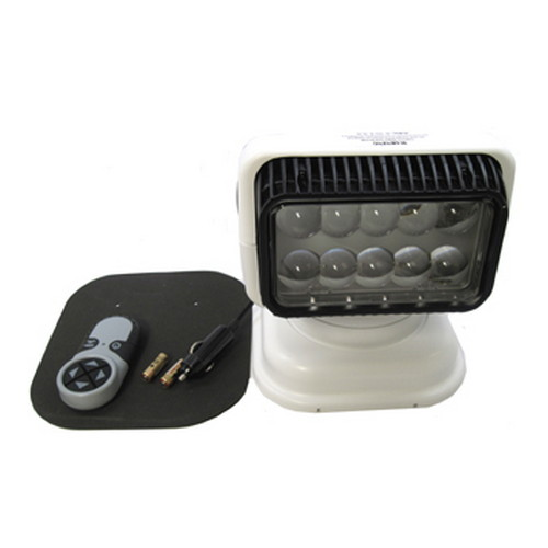 GoLight GoLight Portable Radioray w/Wireless Remote LED,White 79004