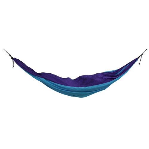 Grand Trunk Grand Trunk Double Parachute Hammock Ocean Blue/Purple DH-05