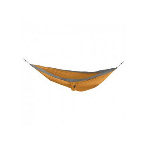 Grand Trunk Grand Trunk Double Parachute Hammock Orange/Silver DH-08