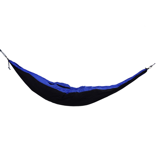 Grand Trunk Grand Trunk Single Parachute Hammock Navy/Light Blue Single Parachute Hammock SH-02