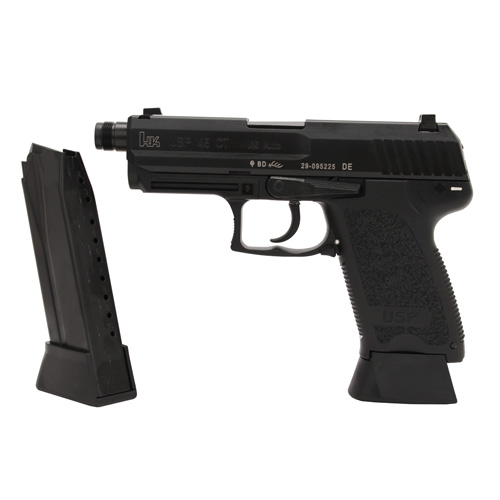 Heckler & Koch Pistol Heckler & Koch USP45CT V7 LEM DAO without Control Lever 45 ACP 10 Round 704537T-A5