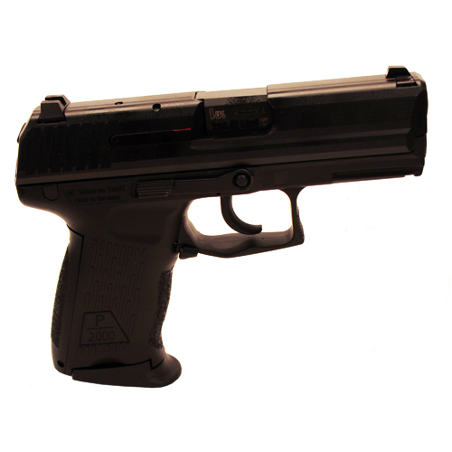 Heckler & Koch Pistol Heckler & Koch P2000 V3 DA/SA with Decock Button, 10 Round, 9mm Luger 709203-A5